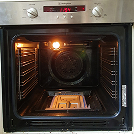 westinghouse oven repairs