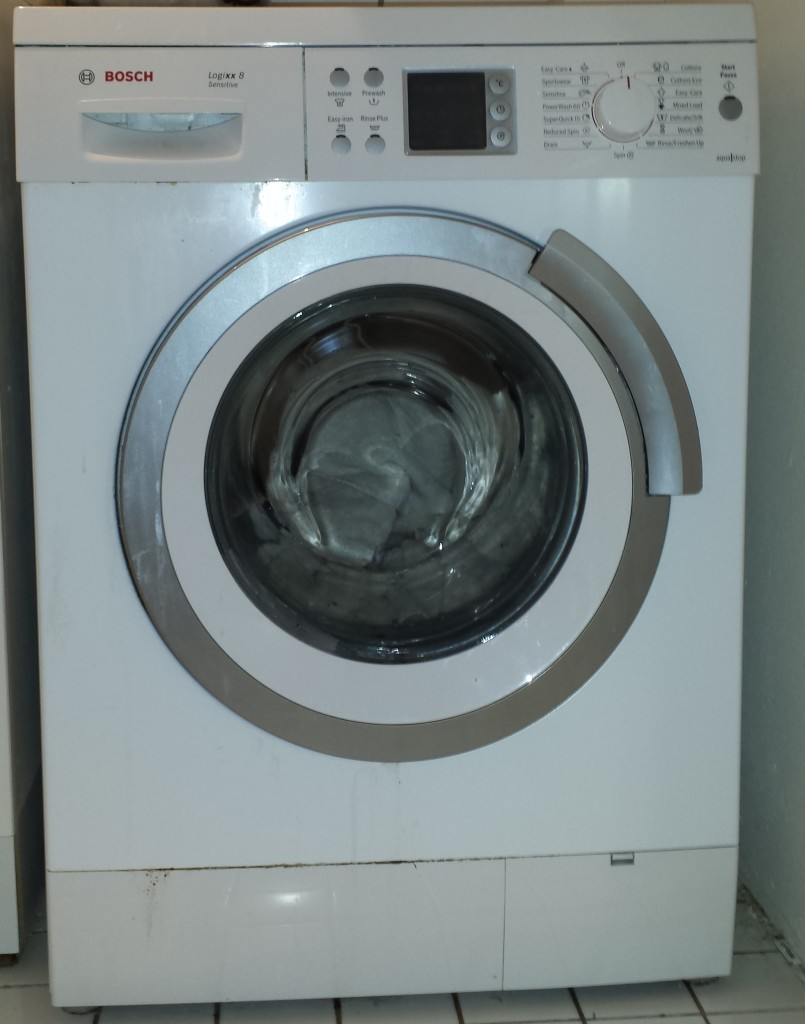 Bosch Front Loader Washing machine Repair
