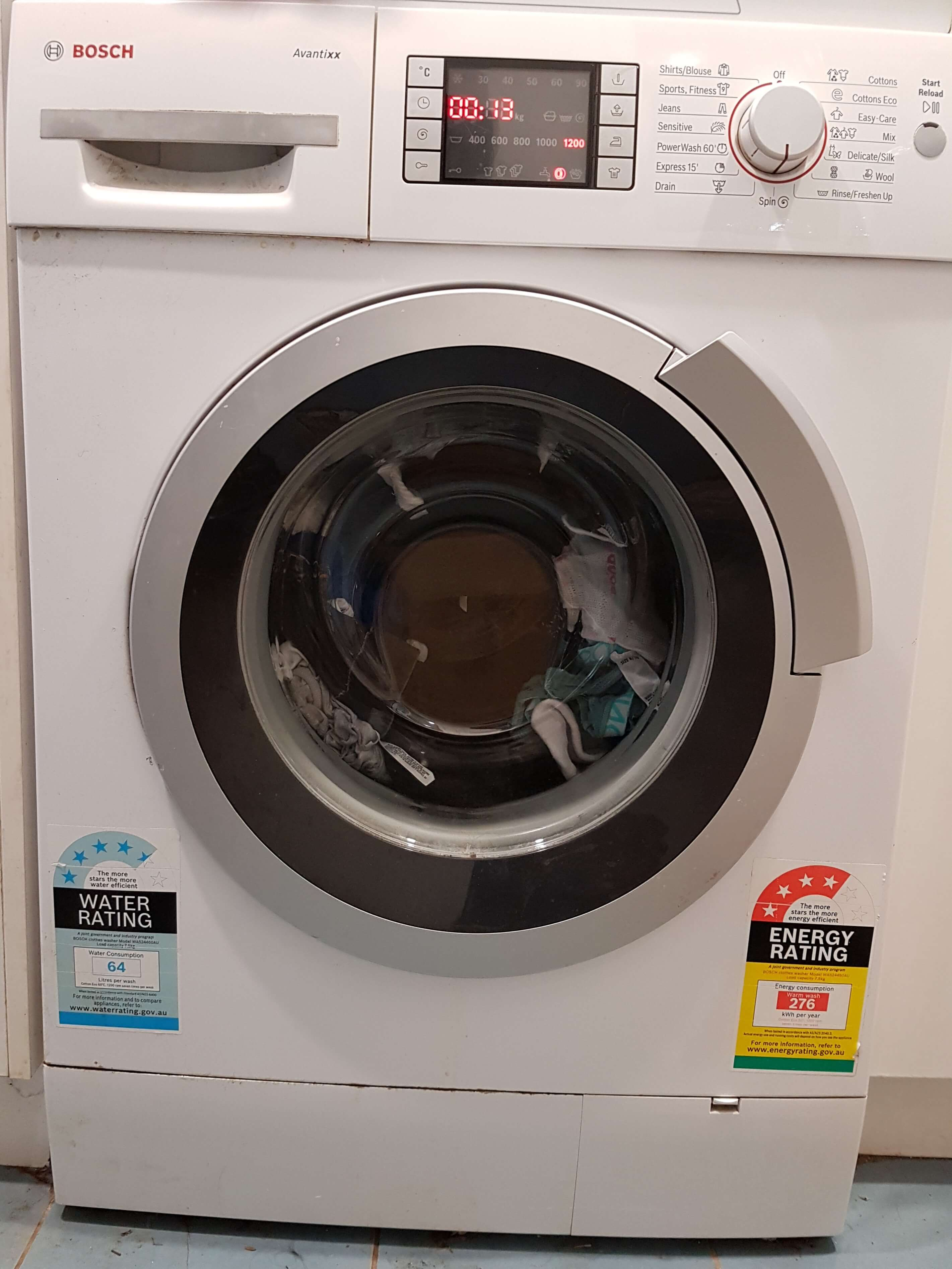 Bosch Washing Machine Service