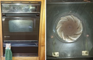 Westinghouse oven west pennant hills round element replaced