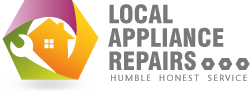 Oven Repairs Sydney (02) 9863 3217 | Local Appliance Repairs Retina Logo